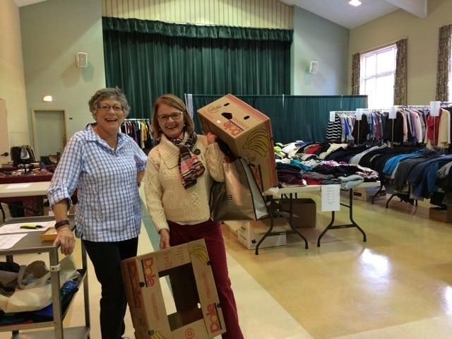 Nearly New and Book Sale (Spring) – Rideau Park United Church