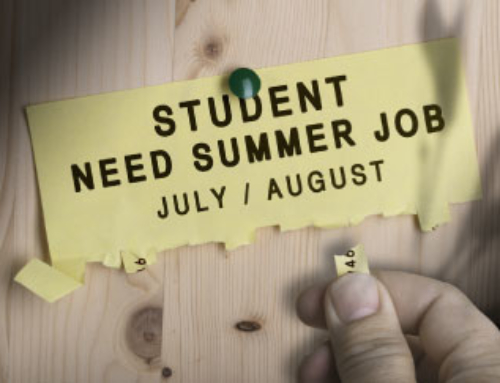 Attention Students! Two summer jobs available…